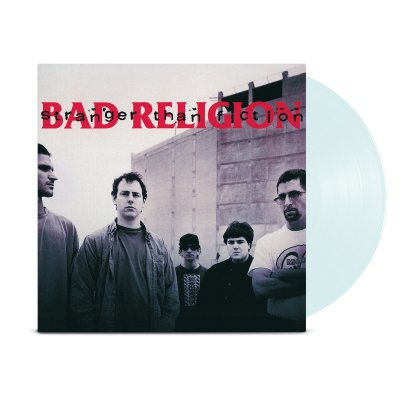 Bad Religion - Stranger Than Fiction Remastered LP (Clear)