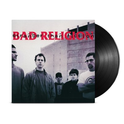 Bad Religion - Stranger Than Fiction Remastered LP (Black)