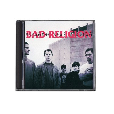 Bad Religion - Stranger Than Fiction CD (Remastered)