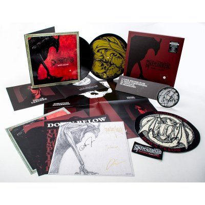 tribulation - Down Below - Limited Edition Import Box Set