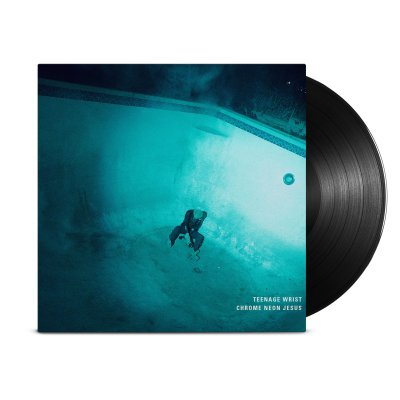 epitaph-records - Chrome Neon Jesus LP (Black)
