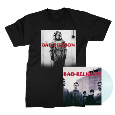 epitaph-records - Stranger Than Fiction Remastered LP (Clear) + Tee Bundle