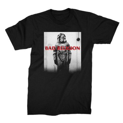 Bad Religion - Hazmat Tee (Black)