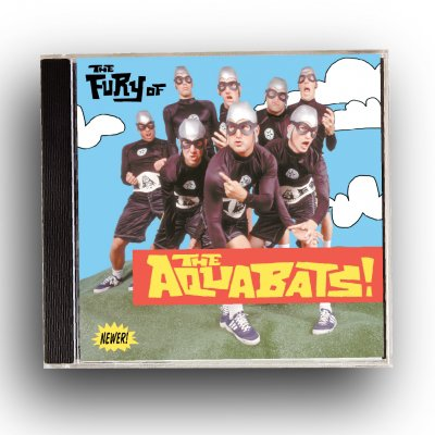 The Fury Of The Aquabats CD (Remastered)
