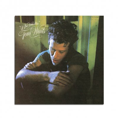 Tom Waits - Blue Valentine CD (Remastered)