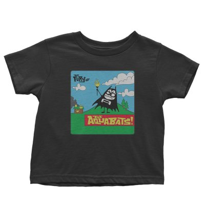 the-aquabats - Fury Bat '97 Youth Tee (Black)