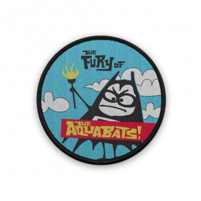 the-aquabats - Fury Bat Patch