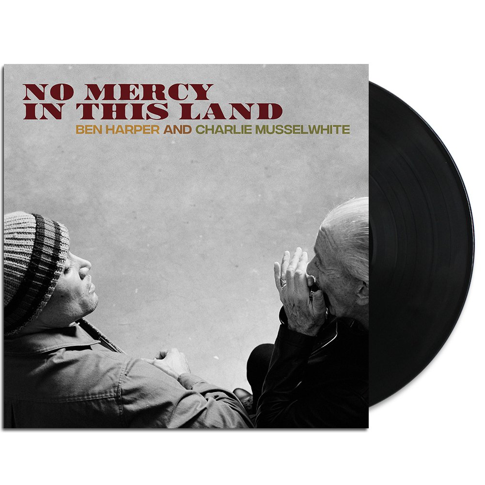IMAGE   No Mercy In This Land LP (Black)