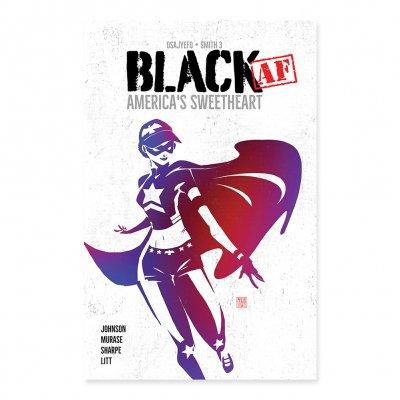 black-mask-studios - Black [AF]: America's Sweetheart
