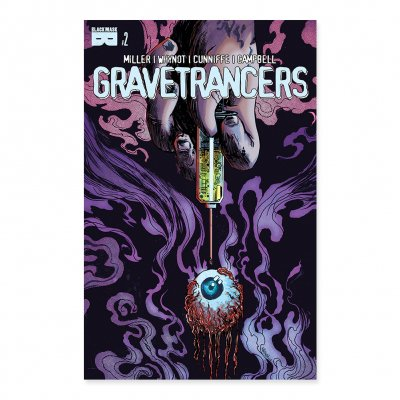 black-mask-studios - Gravetrancers - Issue 2