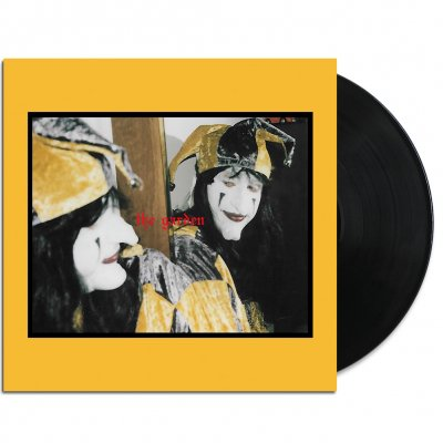 the-garden - Mirror Might Steal Your Charm LP (Black)