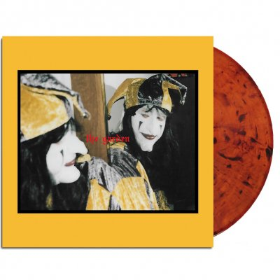 the-garden - Mirror Might Steal Your Charm LP (Orange/Black)