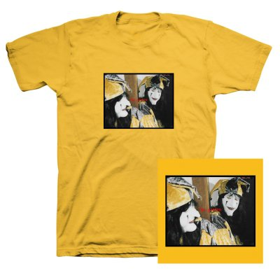 The Garden - Mirror Might Steal Your Charm CD + T-Shirt