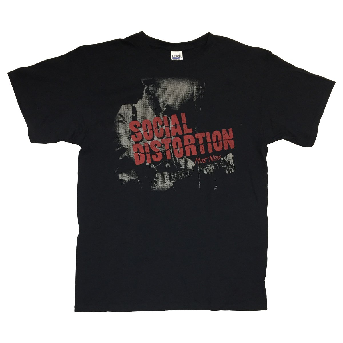 IMAGE | Mike Ness Live T-Shirt (Black)