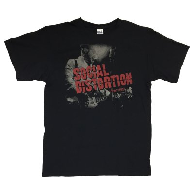 social-distortion - Mike Ness Live T-Shirt (Black)