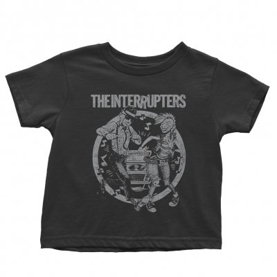 the-interrupters - Dancing Couple - Kid's T-Shirt (Black)