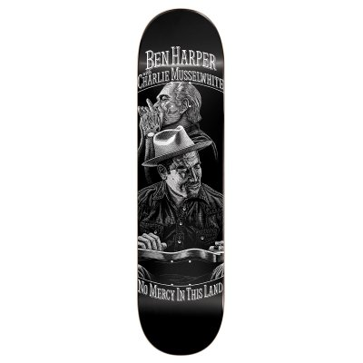 ben-harper-and-charlie-musselwhite - Limited-Edition Skateboard