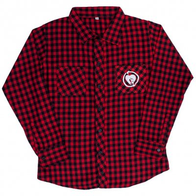 rise-against - Heartfist Flannel (Red/Black)
