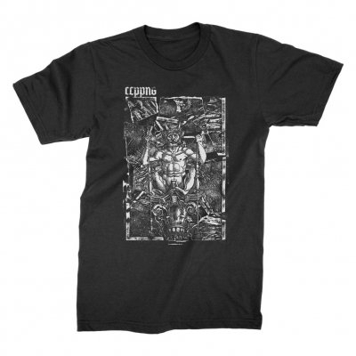 clipping - Devil T-Shirt (Black)