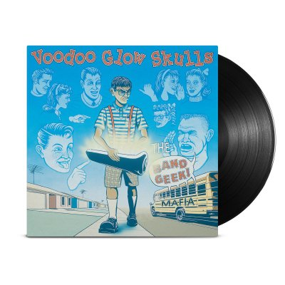 Voodoo Glow Skulls - The Band Geek Mafia LP (Black)