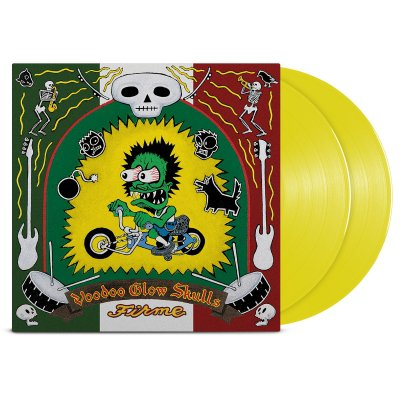 epitaph-records - Firme 2xLP (Yellow)