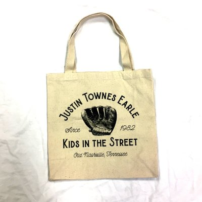 justin-townes-earle - Kids In The Street Tote Bag (Natural)