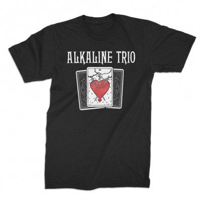 alkaline-trio - Tarot Tee (Black)