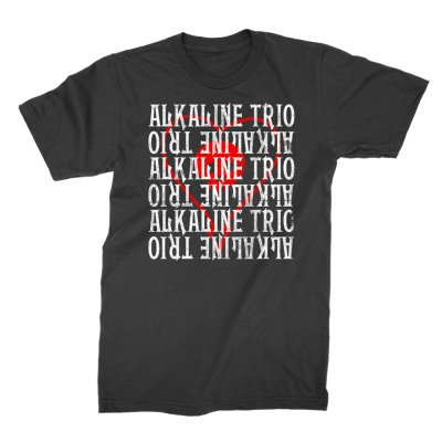 alkaline-trio - Repeater Tee (Black)