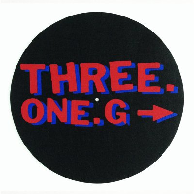 three-one-g - Three One G Logo Slipmat