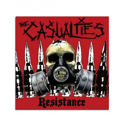 the-casualties - Resistance CD