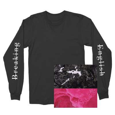 Rafiq Bhatia - Breaking English CD + Breaking English Longsleeve (Black)