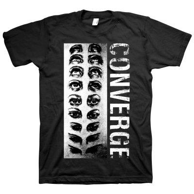 converge - Eyes Tee (Black)