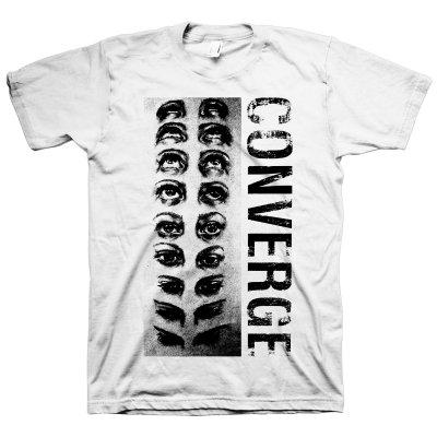 converge - Eyes Tee (White)