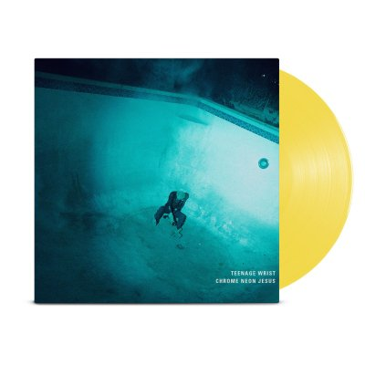 Teenage Wrist - Chrome Neon Jesus LP (Yellow)