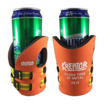 Kreator - Life Vest Can Cooler
