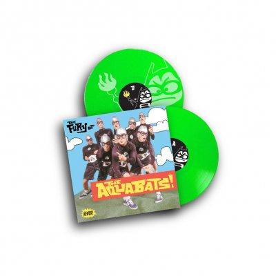 the-aquabats - The Fury Of The Aquabats Remastered 2xLP (Green)