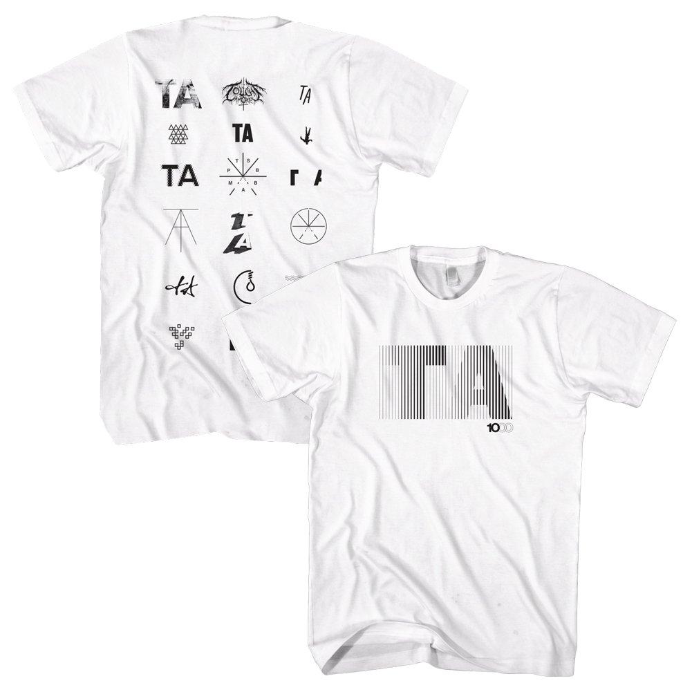IMAGE   Icons Logo T-Shirt (White)