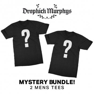 dropkick-murphys - Mystery Shirt Bundle