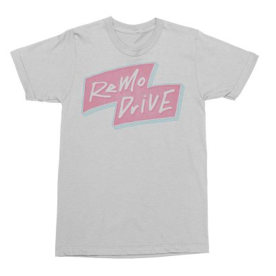 epitaph-records - Remo Drive Logo Tee