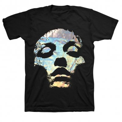 converge - Jane Doe Reflective Foil Tee (Black)