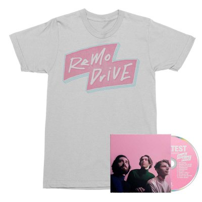 Remo Drive - Greatest Hits CD + Tee Bundle