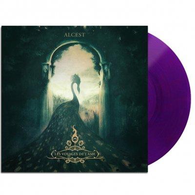 alcest - Les Voyages De L'ame (Trans Purple)