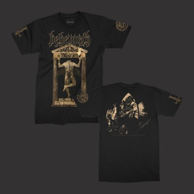 behemoth - Messe Noire Blu-Ray/CD + Cover T-Shirt Bundle