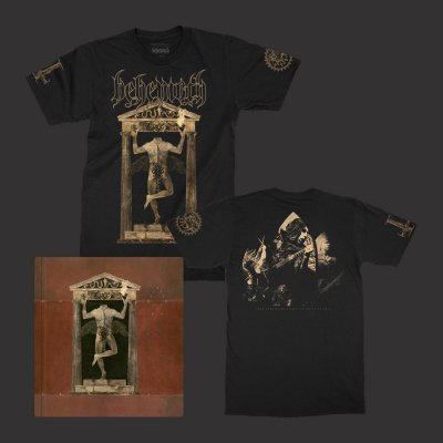 behemoth - Messe Noire DVD/CD + Cover T-Shirt Bundle