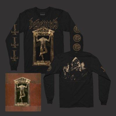 behemoth - Messe Noire DVD/CD + Cover Long Sleeve Bundle