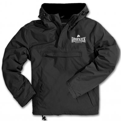 dropkick-murphys - Embroidered Logo Jacket (Black)