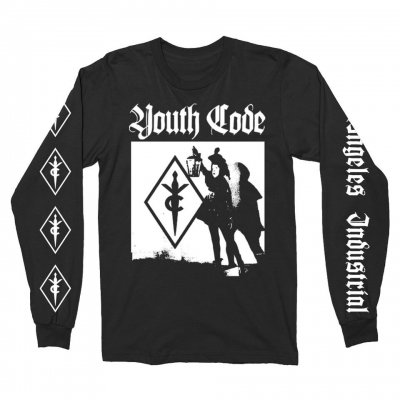 youth-code - Commitment To Complications Long Sleeve (Black)
