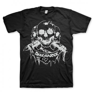 discharge - Born To Die T-Shirt (Black)
