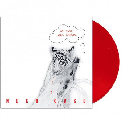 neko-case - The Tigers Have Spoken LP (Translucent Red)