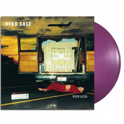 neko-case - Blacklisted LP (Violet)